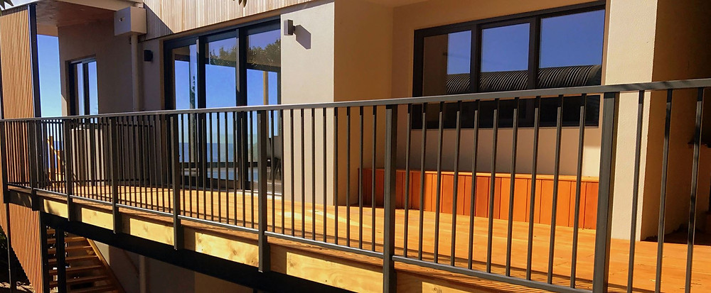 Provista Aluminium balustrades