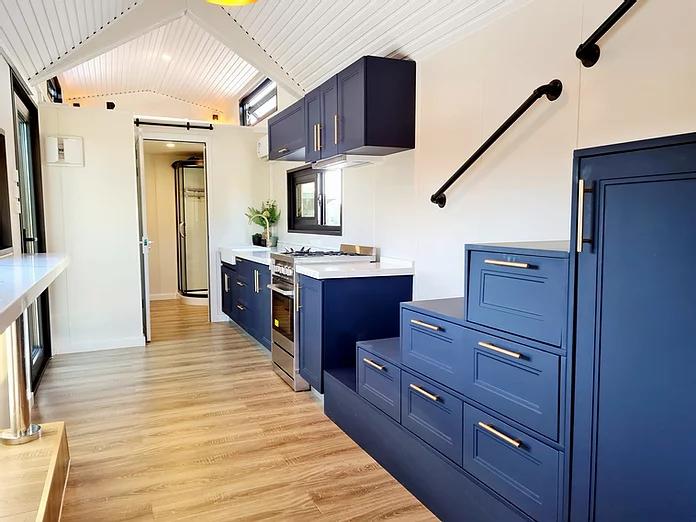 Amazing Spaces New Zealand tiny home