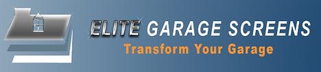 Elite Garage Screens logo