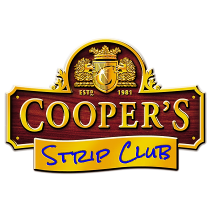 Coopers Strip Club