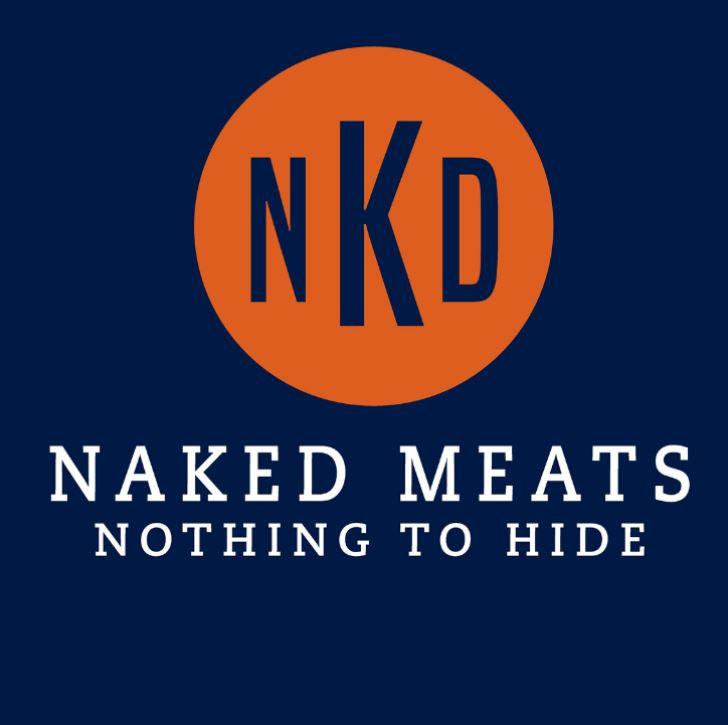 Naked Meats logo