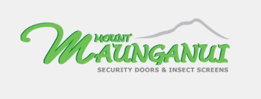 Mount Maunganui Security Doors & Insect Screens