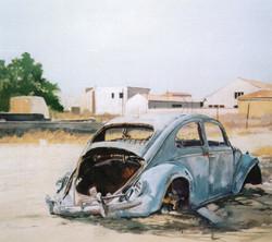 Periferia e carcassa di macchina, 1982