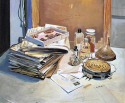 Oggetti sul tavolo, 1999