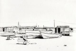 Baracche e barche