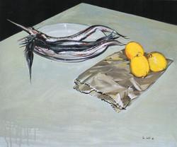 Pesci nel piatto, 1999