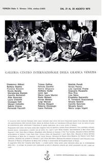 Mostra Collettiva di Grafica presso la Galleria VENEZIA VIVA