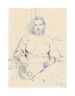 Ritratto di un amico pittore