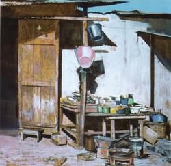 La baracca dei nomadi,1979
