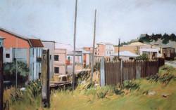 Case lungo la ferrovia, 1977
