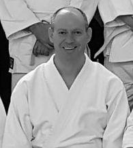Paul Hughes 4thDan Club Instructor Club Treasurer