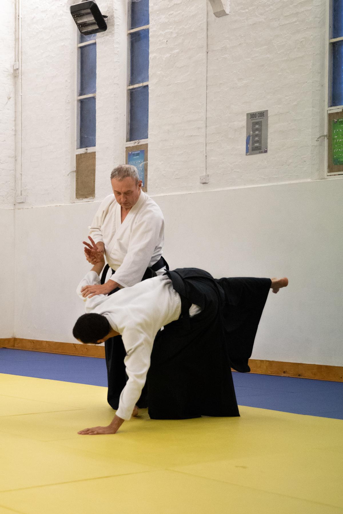 Chester Aikido Club