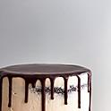 Chocolate Caramel Drip