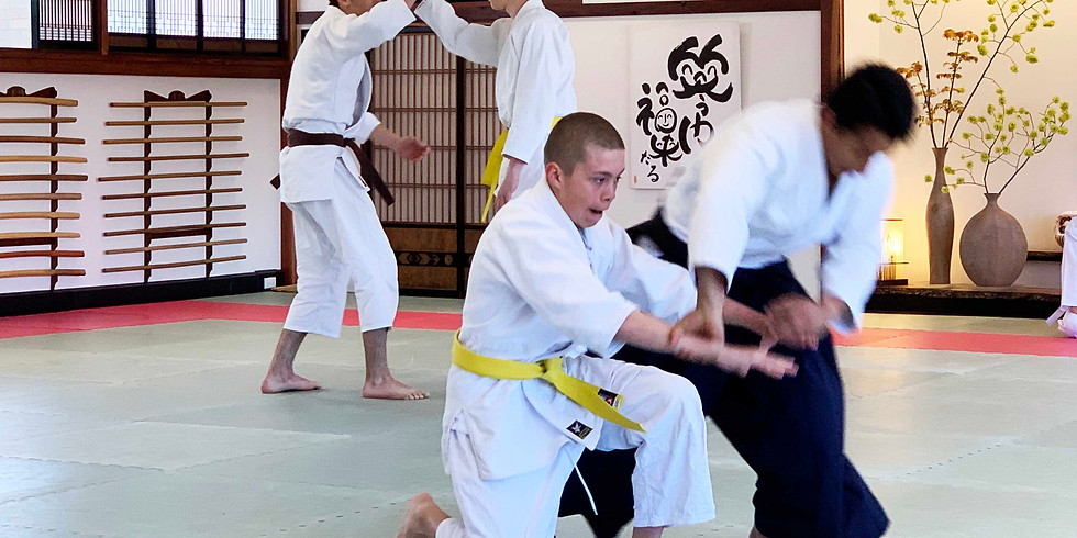Canberra & Braidwood Dojos Adult Grading and Christmas Party