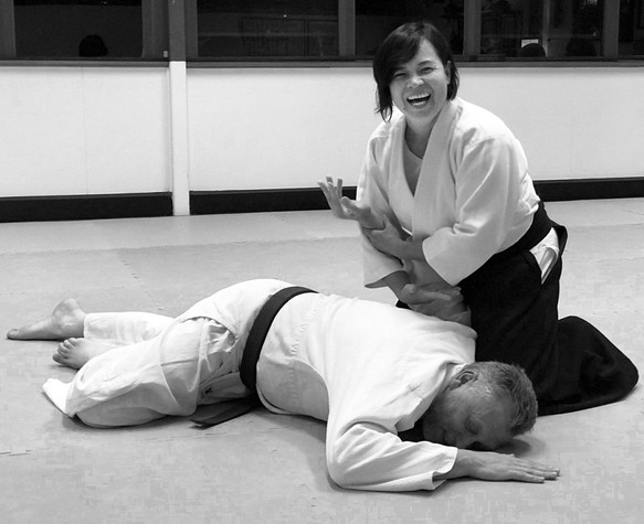 Ann Reekie Sensei: Chief Instructor