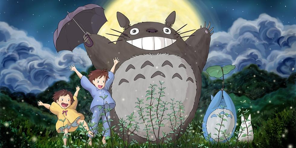 MOVIE for JUNIOR Children:      My Neighbour Totoro