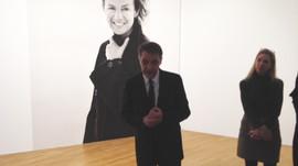 "Jil Sander Ausstellung ""Präsens"" in Frankfurt"