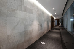 CJ Fitness Center_Corridor