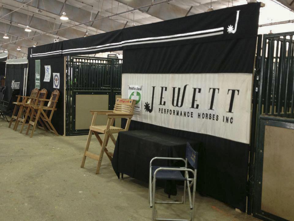 The Jewett stalls
