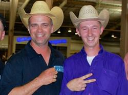 Brad & Keith