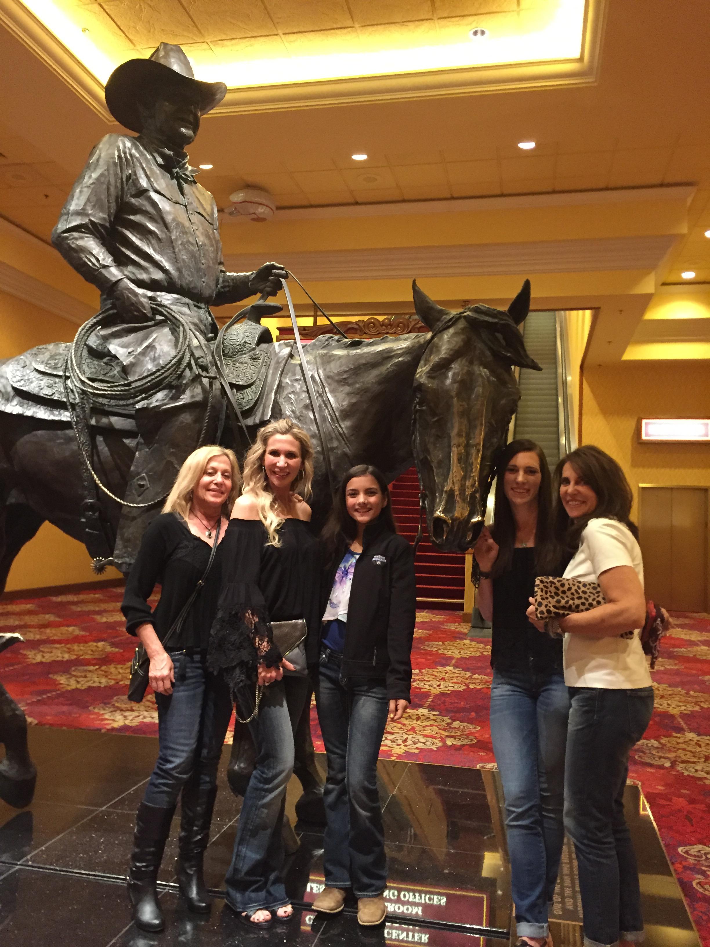 Fun in Vegas