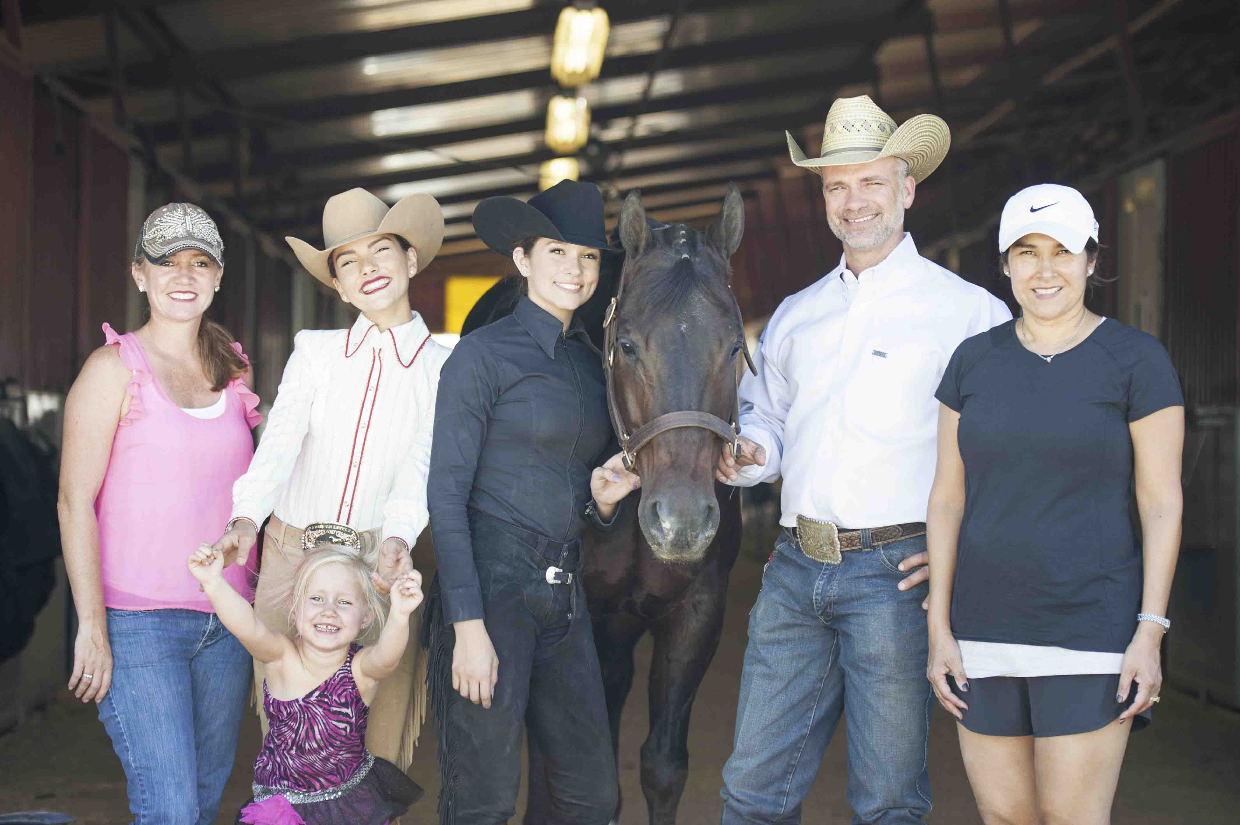 Team Jewett in Arizona