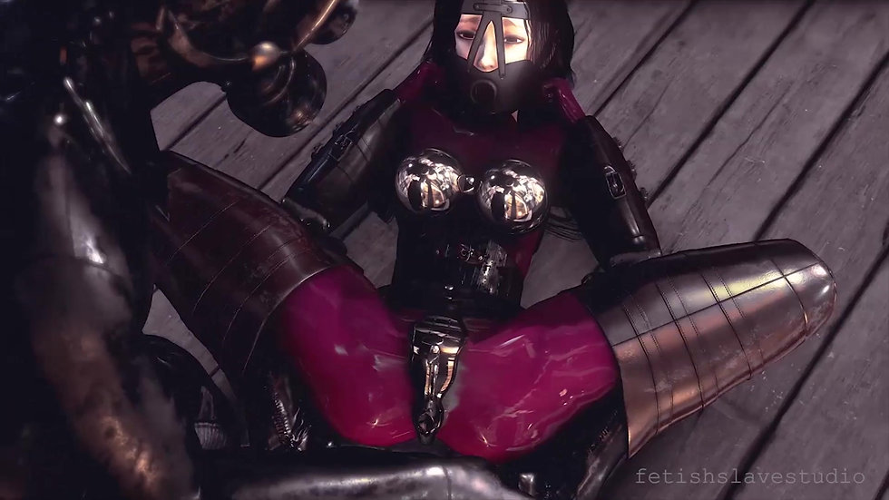 [Proxy][3D] Heavy Rubber Tailless Dog