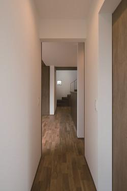 廊下からパブリックスペースへ