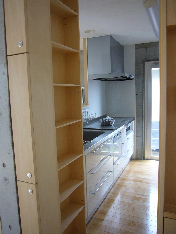 2階子世帯キッチン