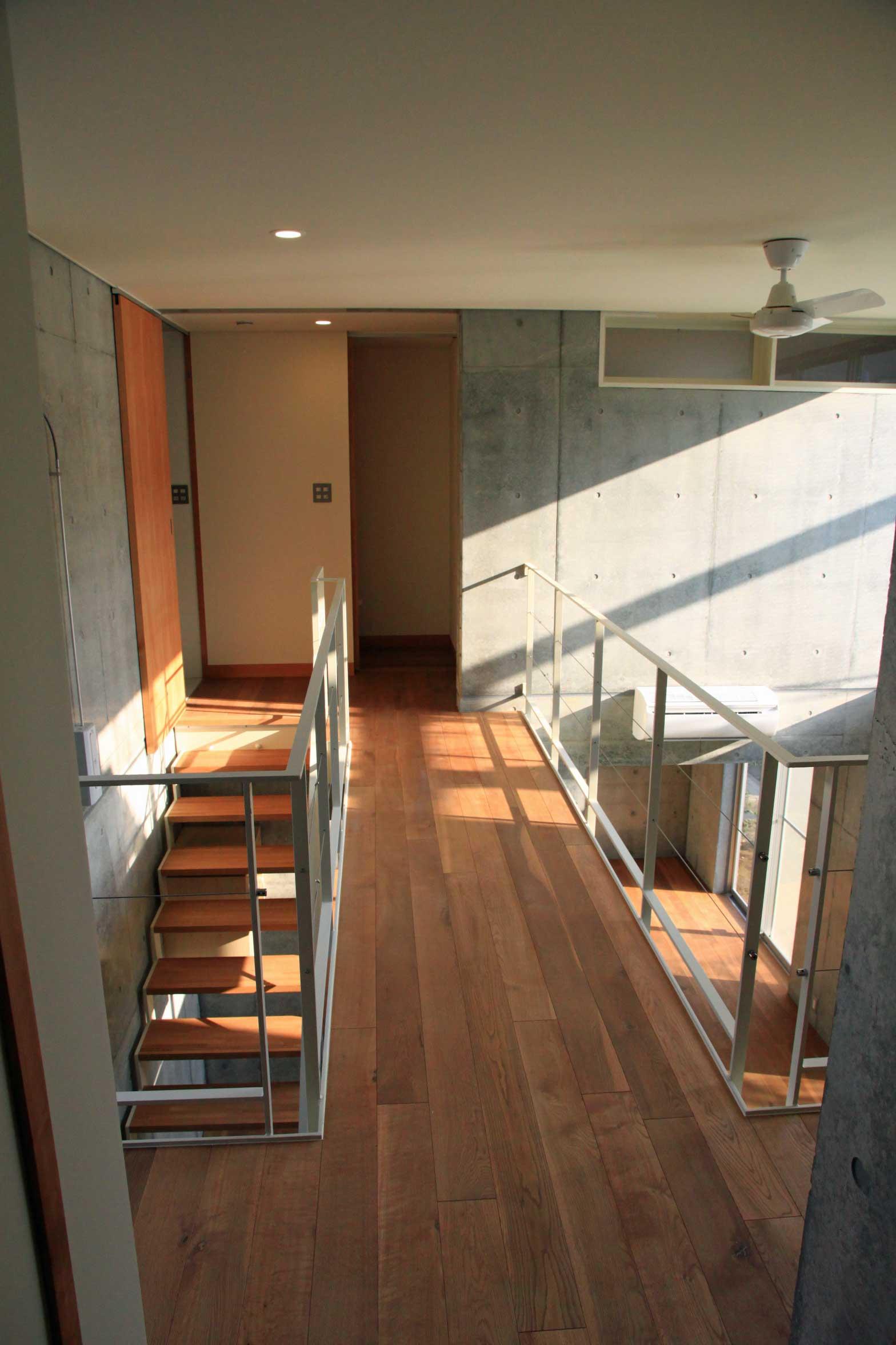 2階渡り廊下
