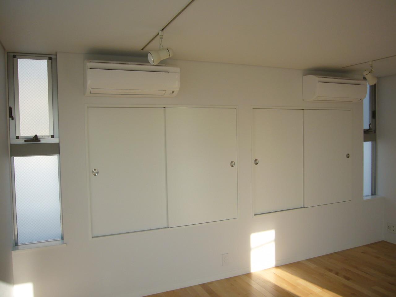 3階子供室(将来分割予定)