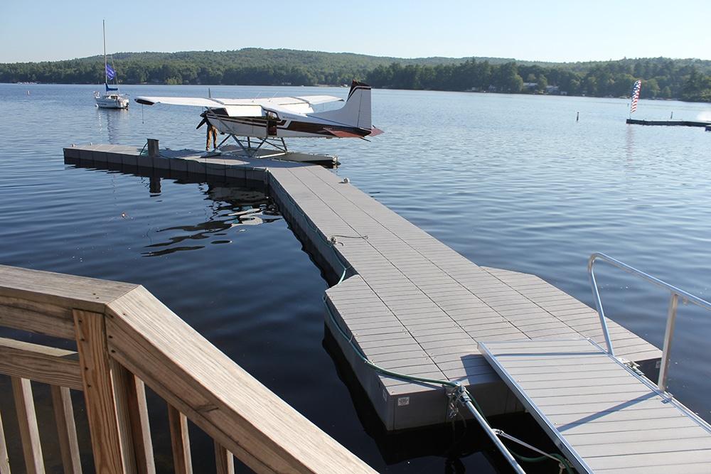 Big Docks floating boat docks