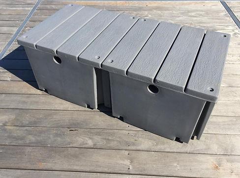 Modular Floating Dock