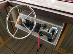 Tiki Bar console
