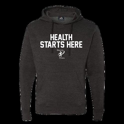 Health Start Here Hoody