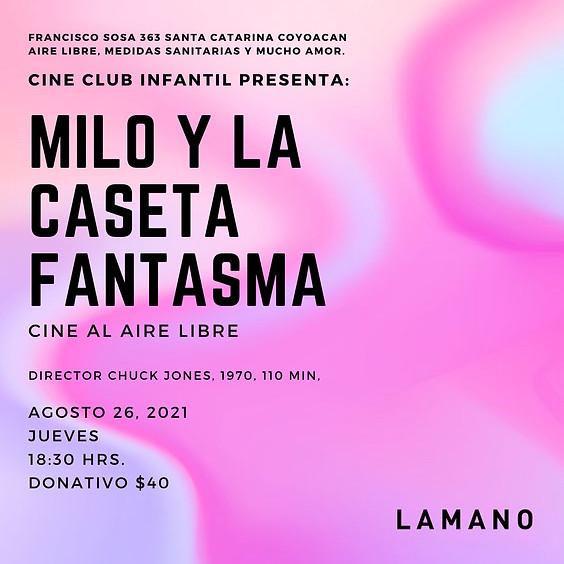 Cine Club Infantil