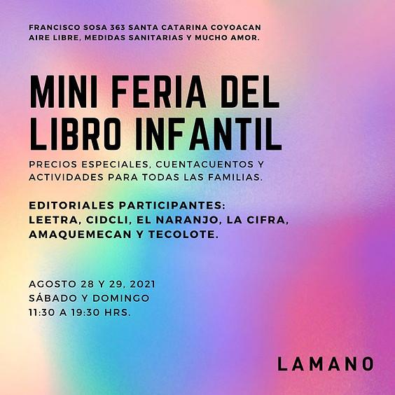 Mini Feria del Libro Infantil