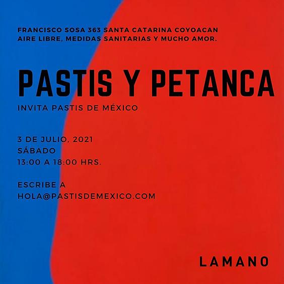 Pastis y Petanca