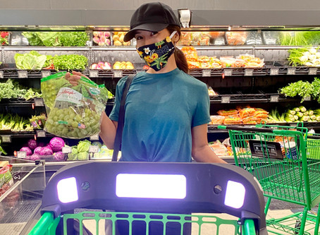 First Impressions of Amazon Fresh and the Dash Cart