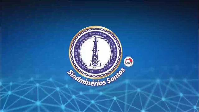 Décima Sétima Edição do Jornal Sindminérios Santos 2021