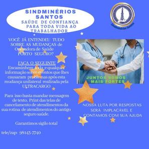 Mudanças da operadora de saúde Porto Seguro