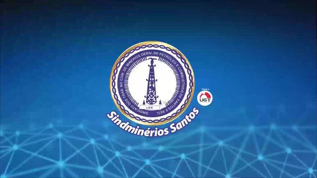Vigésima primeira Edição do Jornal do SINDMINÉRIOS SANTOS 2021.