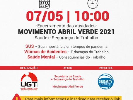 Live - Movimento Brasil Verde 2021 💚