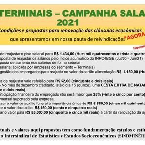AGEO - Campanha Salarial 2021