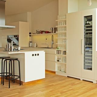 Individueller Inneanusbau von Wohnküchen für den gehobenen Anspruch