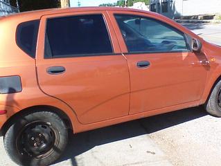 Car Program: 2004 Chevy Aveo $2500