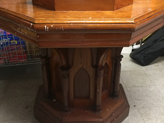 Pulpit's Needing New Home