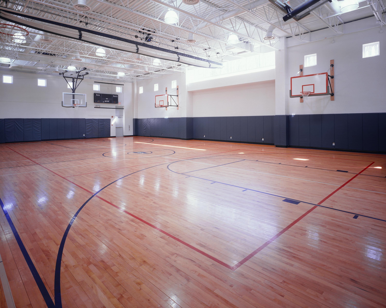 Gymnasium Addition