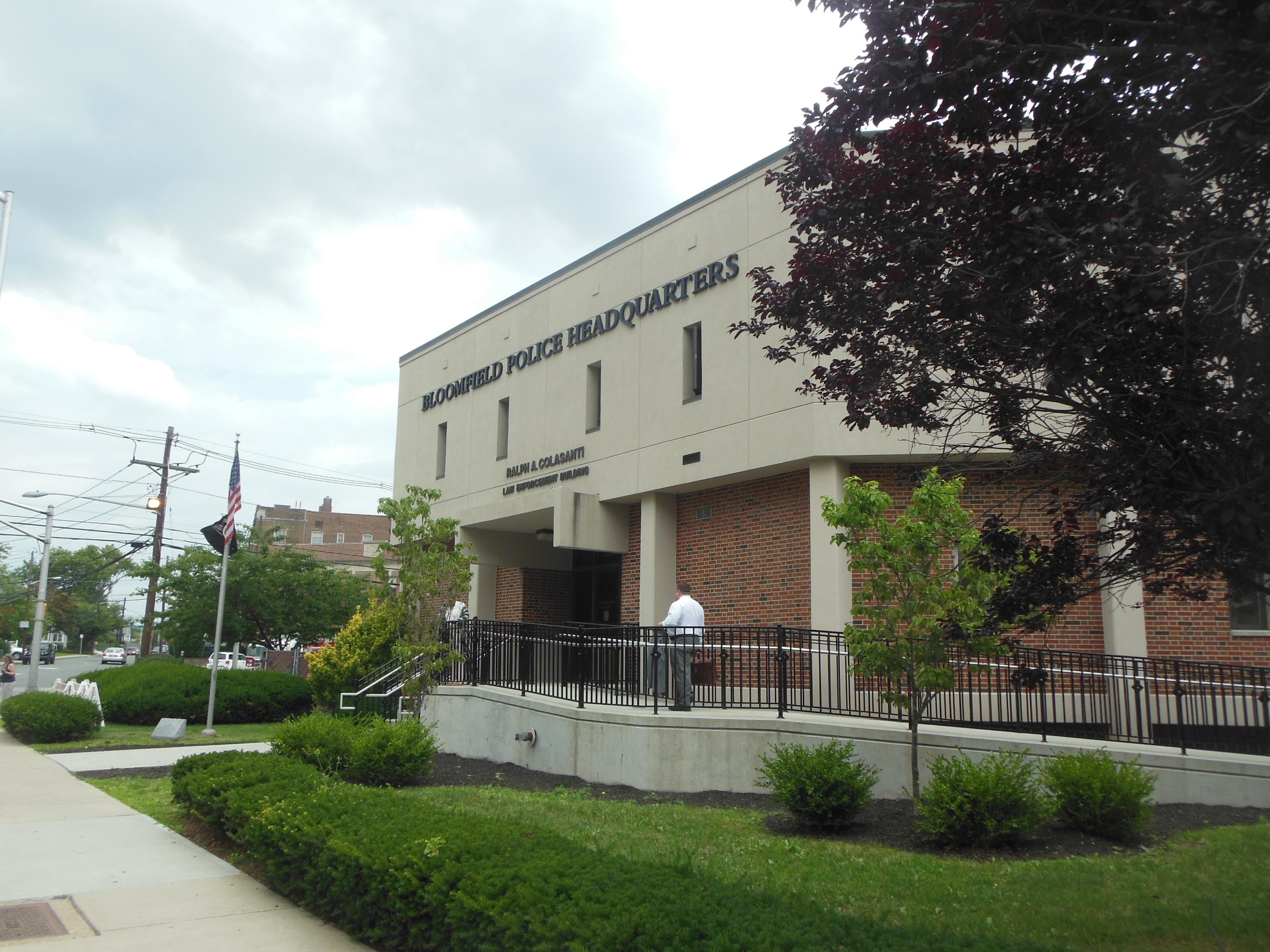 Bloomfield Police Station Renovation