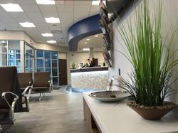 Glaucoma Institute - Waiting Lobby